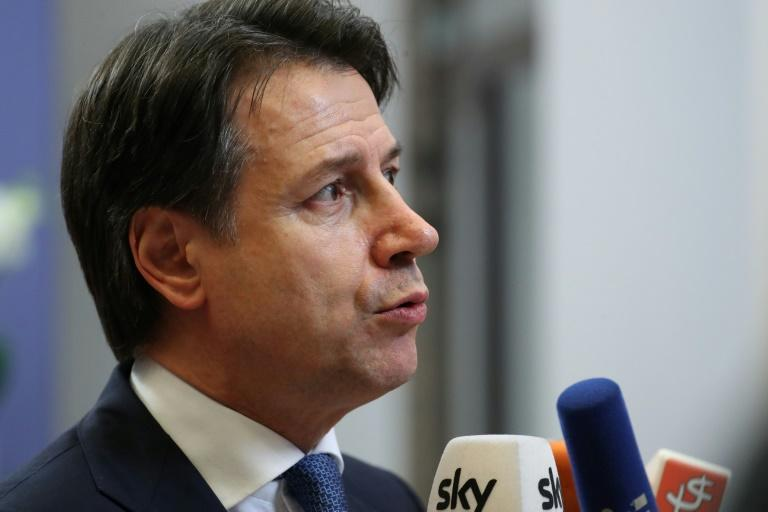 Italian Prime Minister Giuseppe Conte said authorities were maintaining 'an extremely high level of precaution'