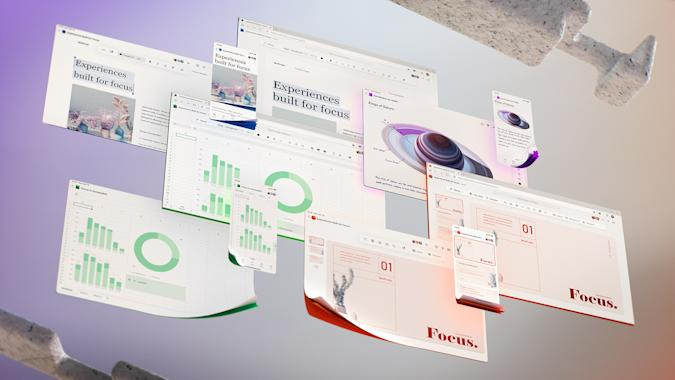 Microsoft shows off potential changes to the Office UI