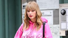 Taylor Swift Remembers She's NYC's Welcome Ambassador for a Day in an $895 New York Hoodie