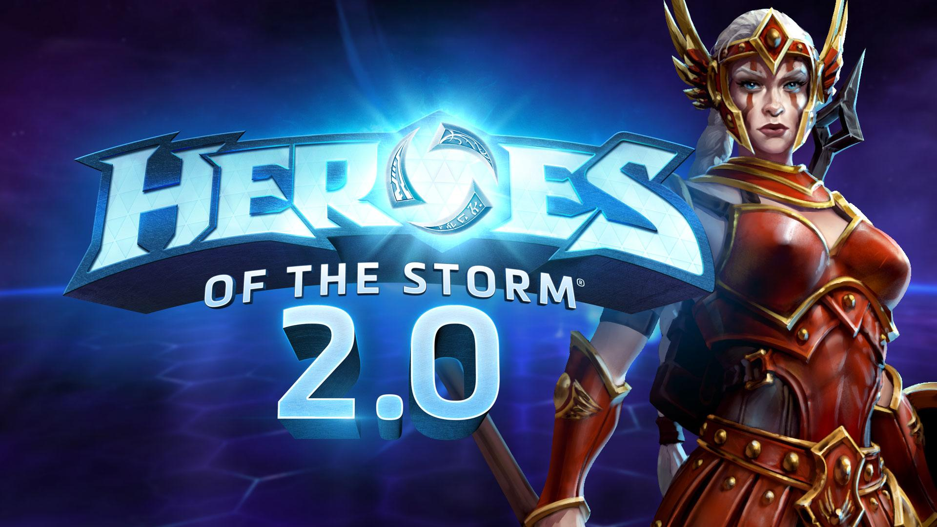 Heroes Of The Storm Matchmaking Changes
