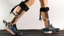 Customizable 'Smart' Exoskeleton Learns from Your Steps