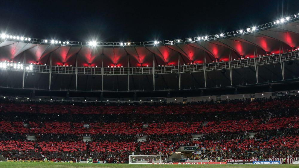 Flamengo confirma Maracanã como palco do duelo contra o Atlético-PR na Libertadores