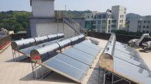 因應能源危機─綠能生活由太陽能熱水器做起