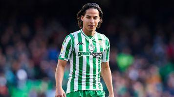 Sensaciones positivas en España, luego del debut de Diego Lainez
