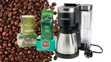Score $50 off this hybrid Keurig that brews single-serve K-Cups or full pots from fresh coffee grounds
