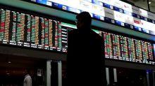 La bolsa de Sao Paulo cae con fuerza pero cierra con un alza semanal del 9,5 %