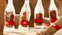 Instant Index: New Coke Container Made of Ice
