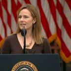 Trump nominates Amy Coney Barrett to fill Supreme Court seat