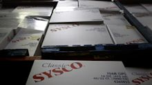 Sysco shares jump, Papa John's gets big investment, All eyes weren't on Netflix