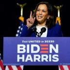 What do people think of Kamala Harris as Biden's VP pick? Here's what initial polls say
