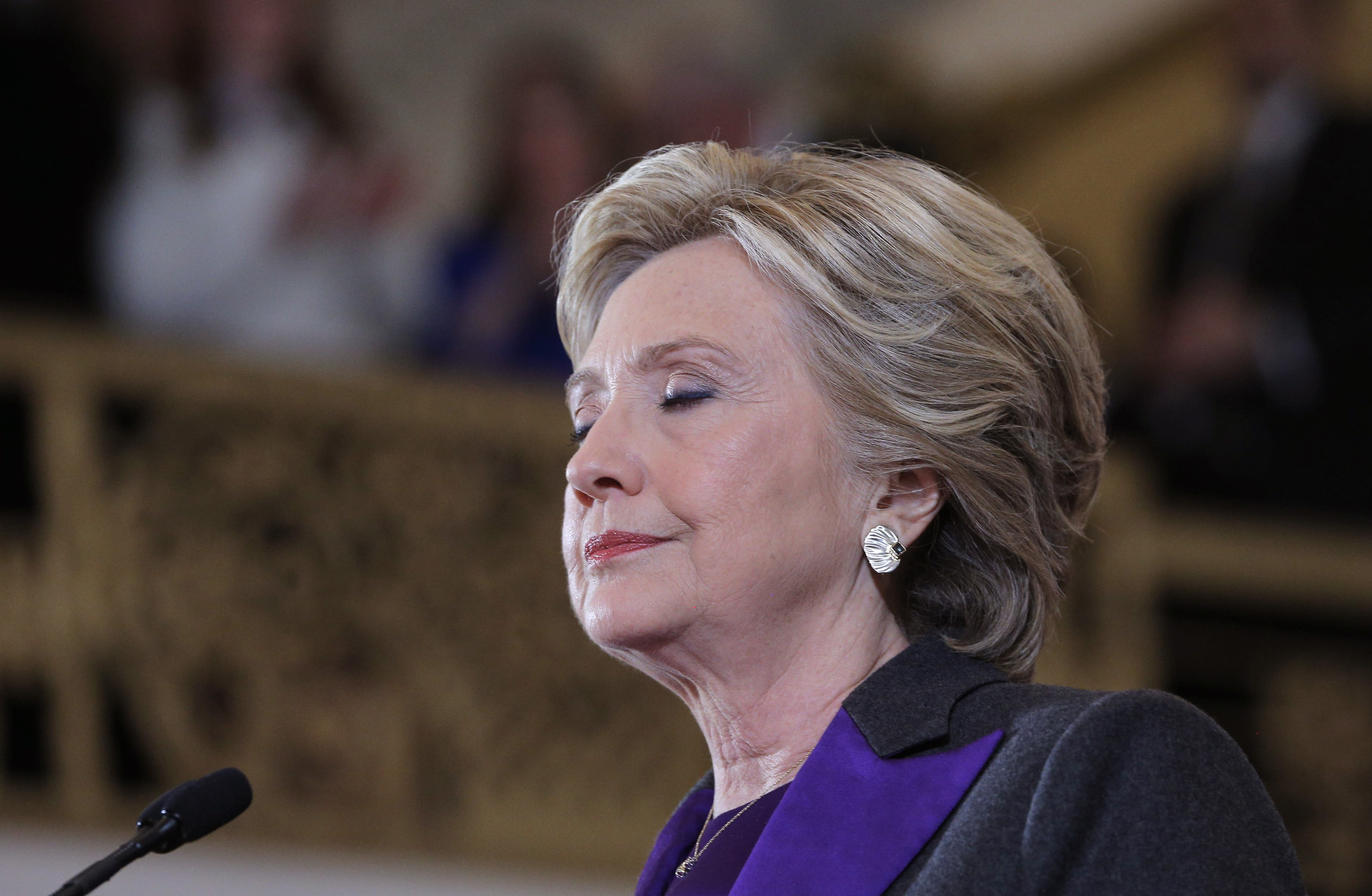 Vote Recount 'A Big Waste Of Time:' Clinton Aides