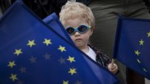 The Latest: European Election turnout is highest in 20 years