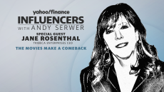 Influencers with Andy Serwer: Jane Rosenthal