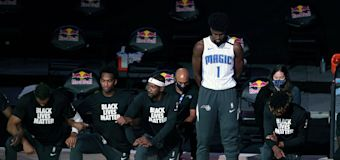 NBA Star Explains Why He Didn't Kneel and Wear Black Lives Matter Shirt During National Anthem