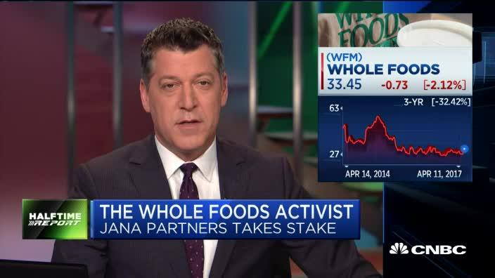 Jana And Whole Foods