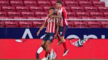 Atletico brush aside Eibar and stretch lead as city rivals Real draw with Getafe