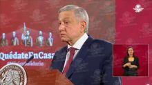 """""""No me gustó"""", dice AMLO sobre resolución de la SCJN sobre sueldos de funcionarios"""