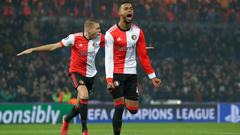 Feyenoord 2 Napoli 1: Sarri's side suffer Champions League exit