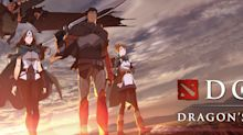 Dota 2 anime Dragon's Blood coming to Netflix in March