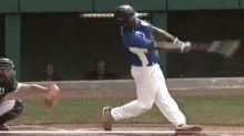 Little Leaguer Hits A Ruthian Blast That You Must See To Believe