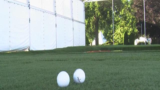 Bridgestone Invitational practice kicks off
