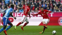Bayern destroy Hamburg 8-0 with Lewandowski hat-trick