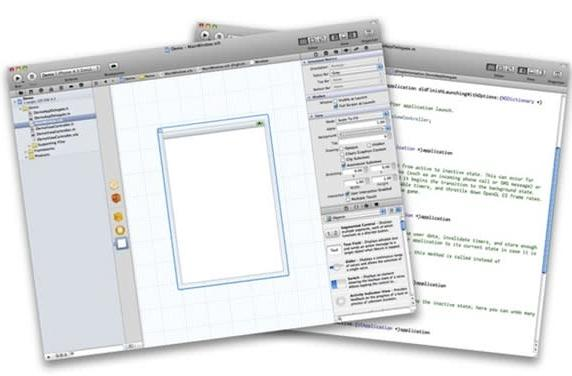 Development courseware updated for Xcode 4