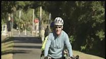 Bicycle trail from St. Petersburg to Titusville in the works