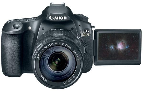 Canon EOS 60Da: the DSLR for that astrophotographer in your life