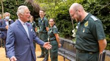 Prince of Wales condemns 'unacceptable' violence against NHS staff