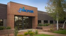 Micron Pops, Expects Strong Demand From AI, Autonomous Cars, Cloud