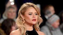 Emily Atack says she's fed up of people asking her why she isn't in a relationship