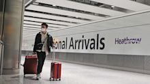 Coronavirus: UK government says flights from China still allowed as UK cases rise to 9