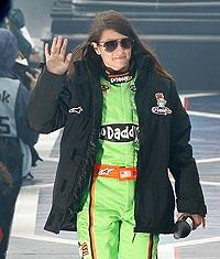 Daytona 500, Danica Patrick's debut on hold