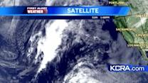 Sunday Weather Update for Northern California 11.25