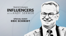 Eric Schmidt joins Influencers with Andy Serwer