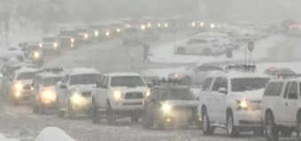 30 states under storm alerts as rain, snow hit Midwest