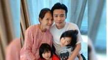 Ada Choi gives birth to first baby boy