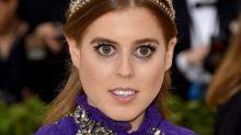 Princess Beatrice makes her Met Gala debut in royal purple