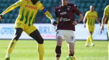 Foot - L1 - Metz - Vincent Pajot de retour à l'entraînement avec Metz