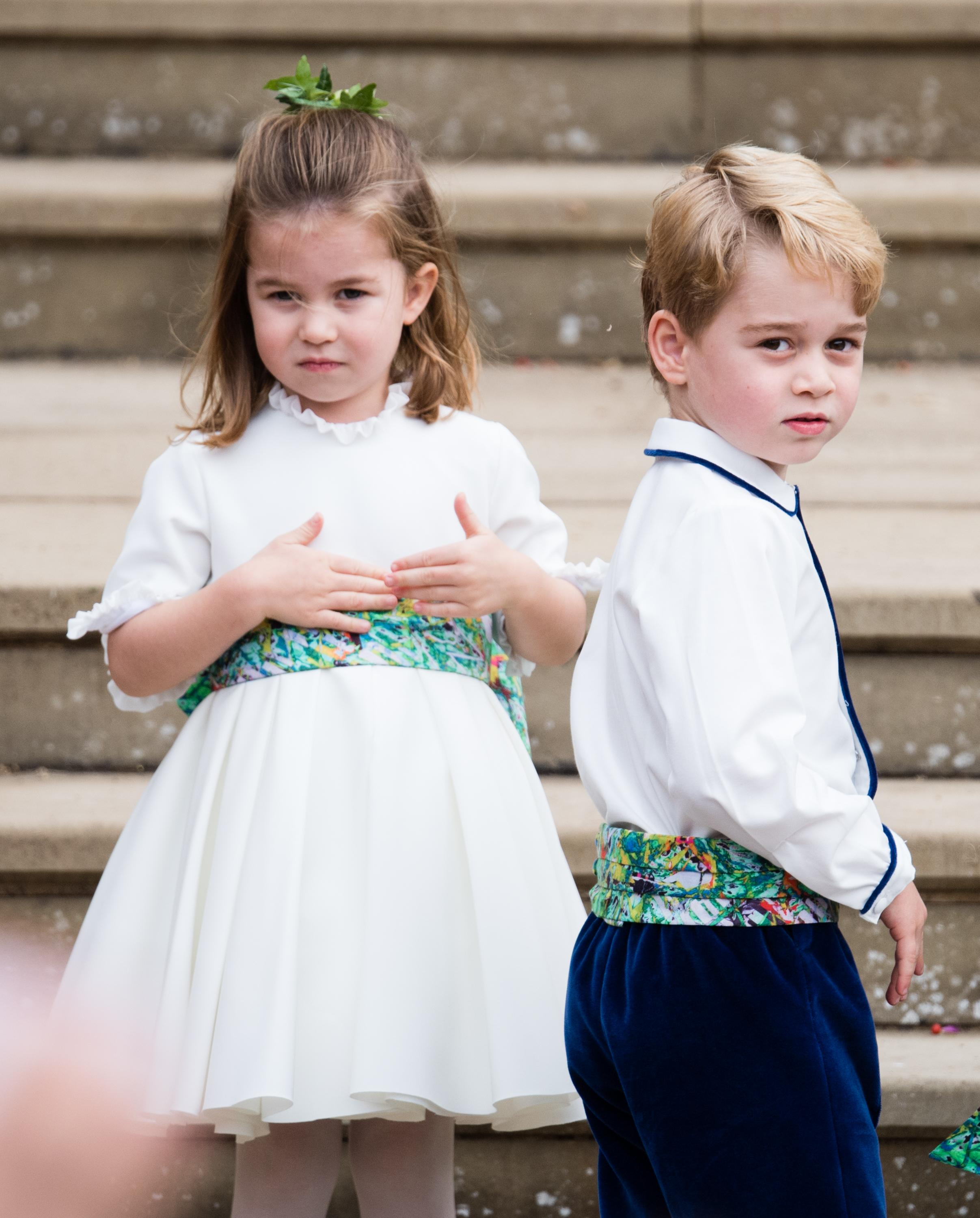 Prince George And Princess Charlotte Have A Surprisingly