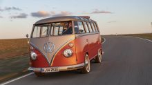 VW e-Bulli is an awesome electric Microbus from Volkswagen and eClassics