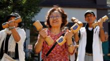 Staying fit: Japan's elderly hits record in challenge to labor market