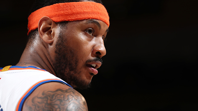 Why Melo decided to throw NBA a curveball