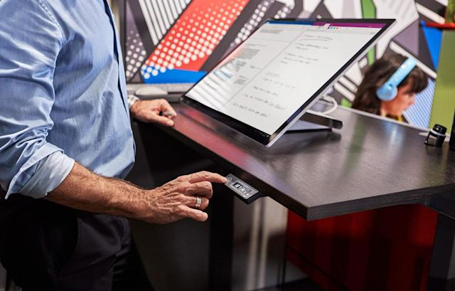 Microsoft and Steelcase envision the perfect Surface office