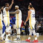Steph Curry thinks Warriors' on-court chemistry still has room to grow
