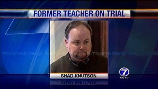 Trial continues for ex-teacher Shad Knutson