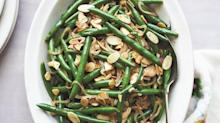 Green Beans with Toasted Almonds from 'The Chef Next Door'