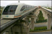 Germany gearing up for maglev railway