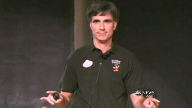 Randy Pausch's Last Lecture: Wife's Take